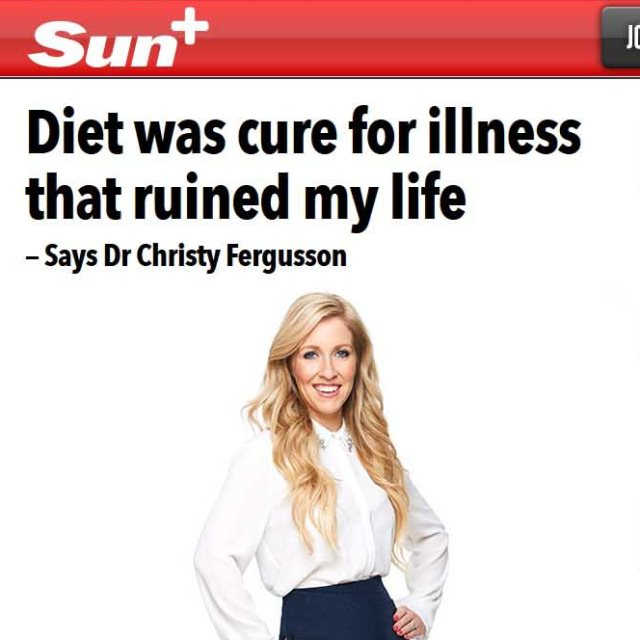 How The Sun and Daily Mail Lie About CFS Cure Claims